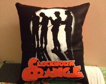 A Clockwork Orange Droogs Pillow