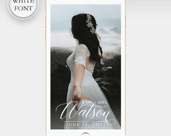 Wedding Snapchat Geofilter| Wedding Snapchat Filter|Snap chat|Custom Wedding Geofilter|Facebook Frame|Rose Gold Snapchat Filter|Silver