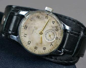Soviet watch, USSR watch, men's watch, watch, pobeda, mechanical watch, made USSR, 50 years, pobeda watch, men's watch USSR, vintage