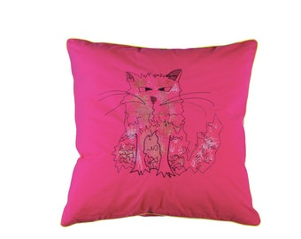 "Decorative Pillow ""Mizzy"""