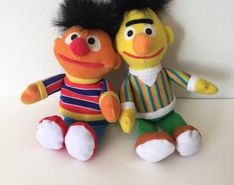 BERT & ERNIE PLUSH Beanies