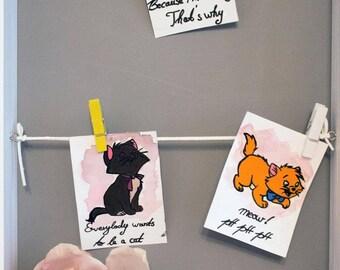 Aristocats Polaroids