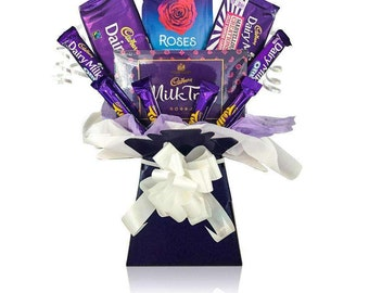 Cadbury Luxury Chocolate Bouquet Hamper