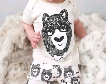 Adorable Baby Clothing Sets