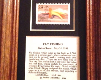 Fly Fishing Gift & Collectible