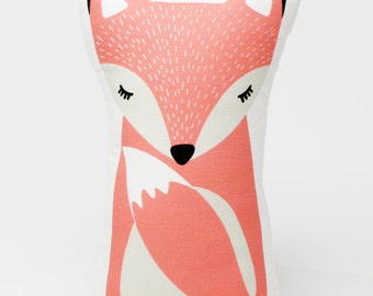 FOX BABY PILLOW toy plush