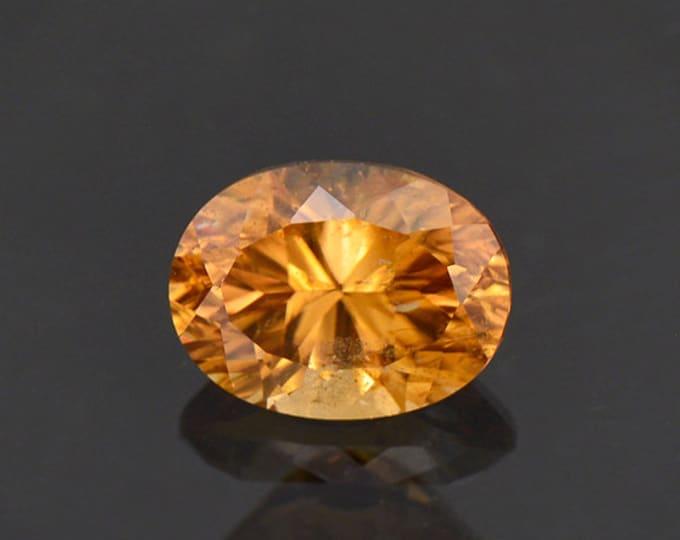 Lovely Orange Zircon Gemstone from Australia 2.60 cts.