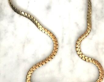 Vintage Attwood & Sawyer Art Deco Necklace
