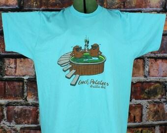 Cooch Potatoes Orillia Souvenir T-Shirt
