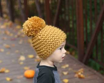 KNITTING PATTERN - The Cooper Hat