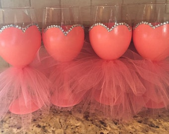 Bridesmaid Wine Glasses Add Ons