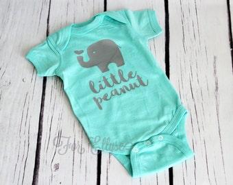 Little Peanut newborn bodysuit - one piece infant layette