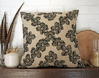 Dogwood Pillow