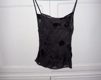 Camisole top size 38 1980s