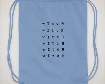 Witch | Cinchpack | Free Shipping