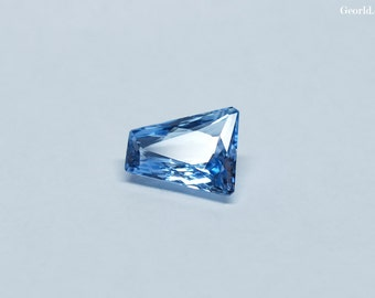 3.36ct Loupe clean Top Quality Aquamarine