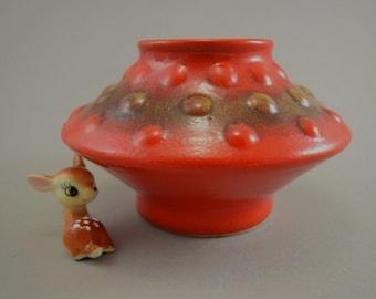 Vintage vase / Jasba / 1580 10 / Ufo | West Germany | WGP | 60s