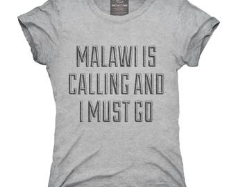 Funny Malawi Is Calling and I Must Go T-Shirt, Hoodie, Tank Top, Gifts