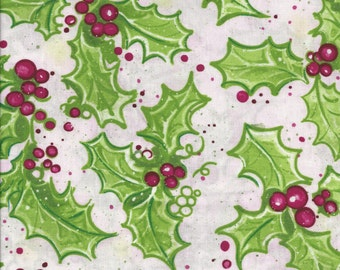 Poinsettia Passion by Quilt Country Inc for Moda 5371-11
