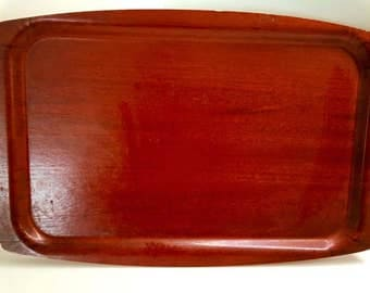 Vintage tray made by Silva of Sweden