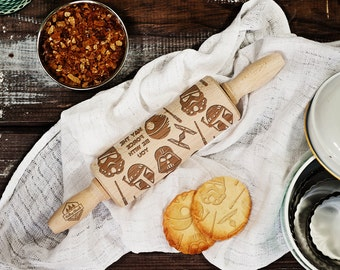 Engraved Rolling Pins And More Ups Worldwide By Rollingwoods