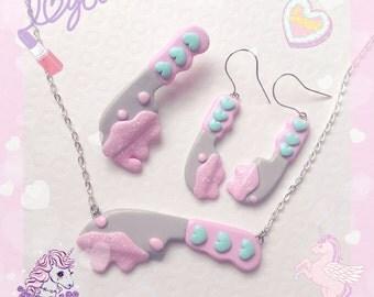 Yandere Girl's Dream set pastel menhera yamikawaii fairy kei
