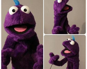 BPC Professional Practice Puppet - Limited Edition PURPLE!