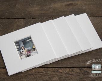 5x5 Instant Mini Film Mats