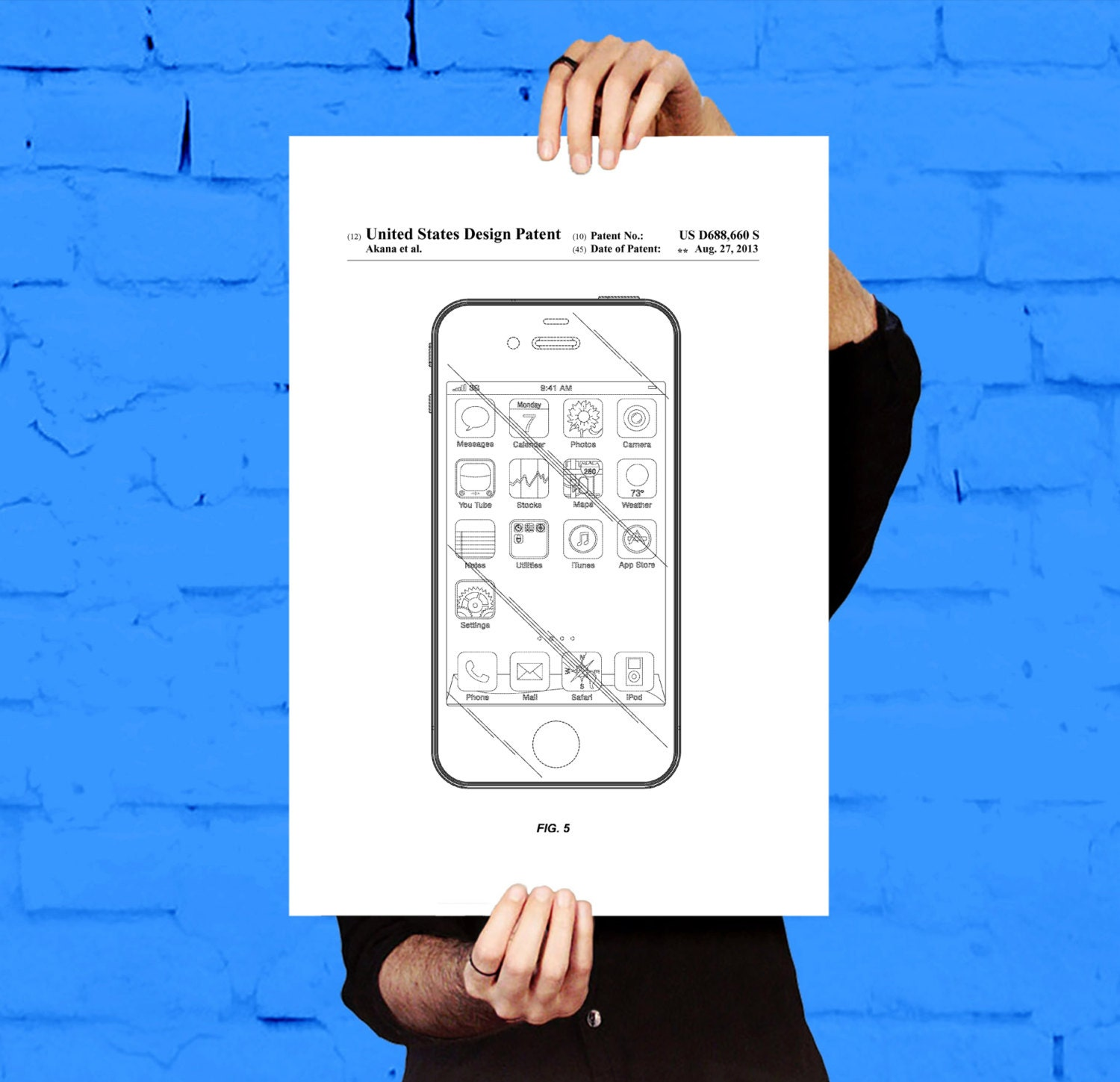 Iphone ios software patent iphone ios software poster iphone iphone ios software patent iphone ios software poster iphone blueprint iphone print iphone art iphone decor p177 malvernweather Image collections