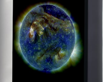 Canvas 16x24; Sun From Solar Dynamics Observatory  !!!!!!Check Other Folder!!!!!!