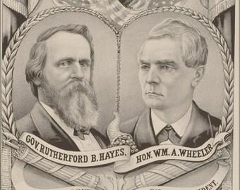 16x24 Poster; Hayes Wheeler