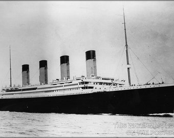 16x24 Poster; Titanic 2