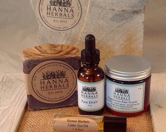 Relaxation Skin Care Set