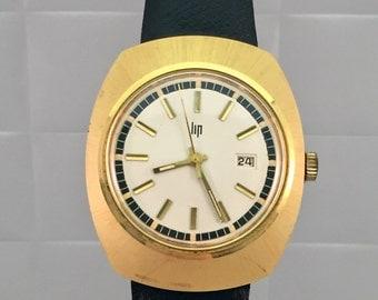 Rare vintage LIP watch design