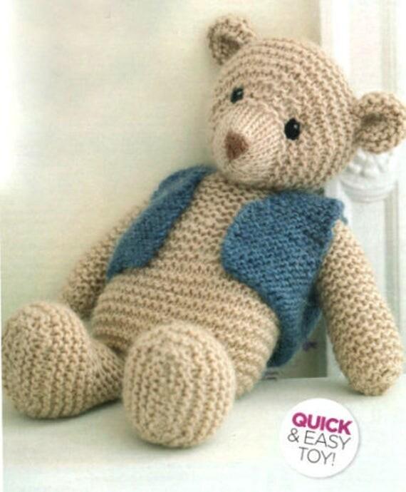 Teddy Bear Knitting Patterns Free Images Knitting Patterns Free