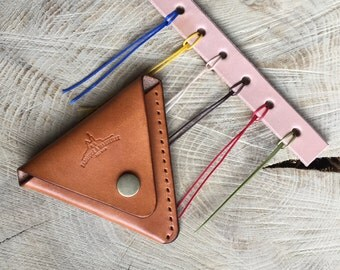 Porte-monnaie en cuir personnalisable