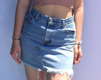 Levi's vintage denim skirts ALL SIZES AVAILABLE