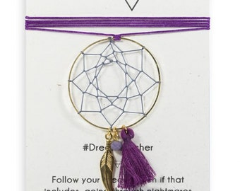 Dreamcatcher Big Necklace