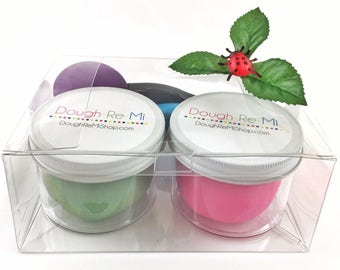 Playdough Starter Set - Gift - Playdough Set - NEW Colors