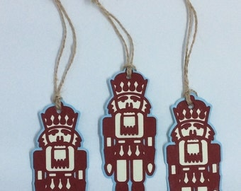 Toy Soldier Gift Tags