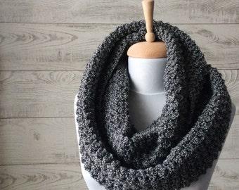 Mens knit scarf oversize knit scarf mens scarf winter scarf mens scarf mens knit scarf knit cowl