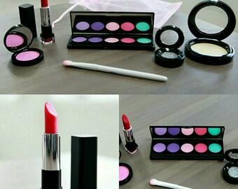 Pretend Makeup Set For Your Munchkin - Play Makeup - Pre K - Kindergarten - Pretend Play - Preschool - Ballerina - Back to School - Gift