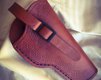 Leather Holster Large