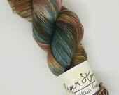 Forbidden Forest, Harry Potter Inspired Sock Yarn