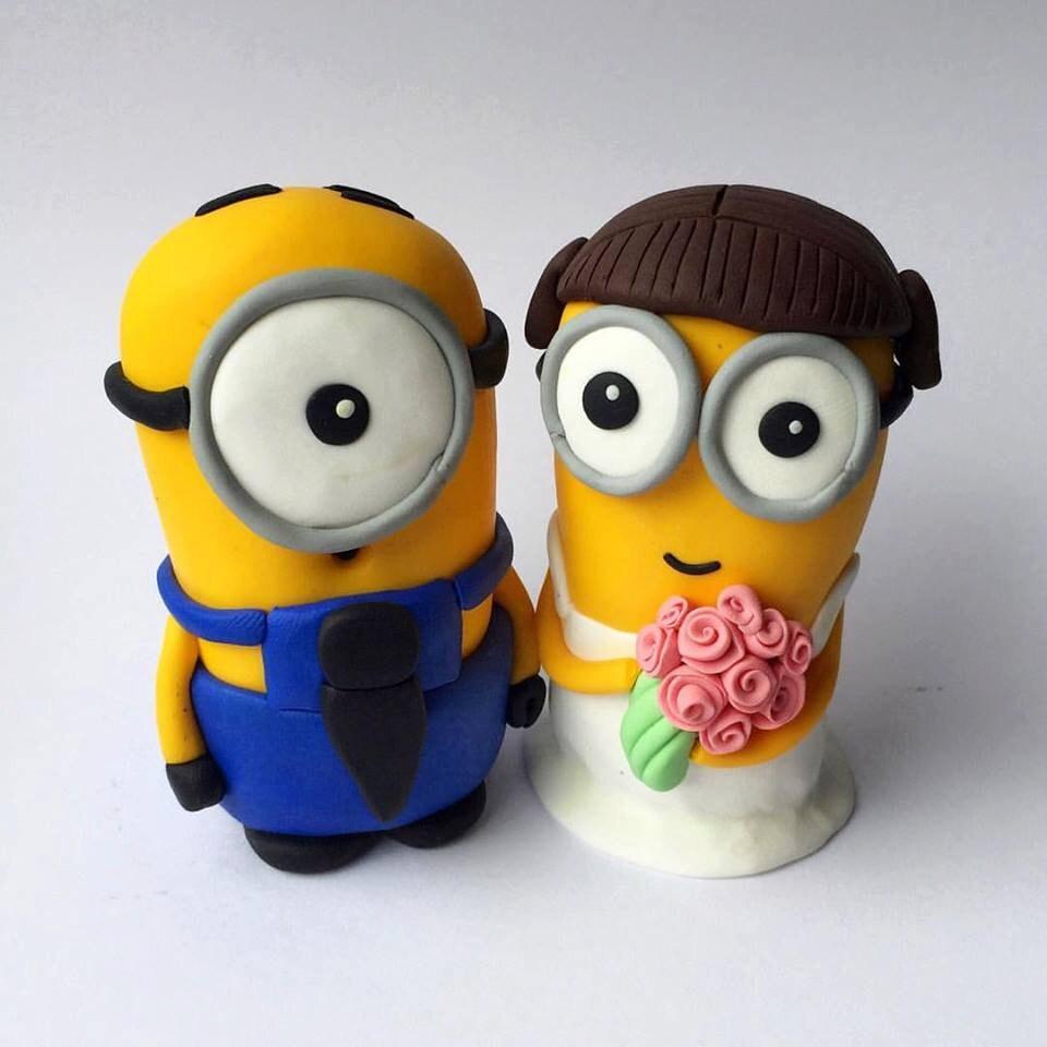 Minion Wedding Cake Topper Buy