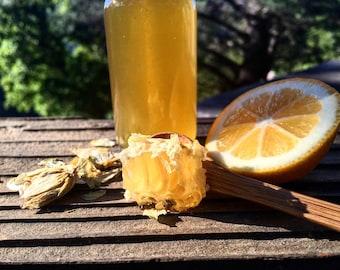 The Bitter Ginger - Meyer Lemon
