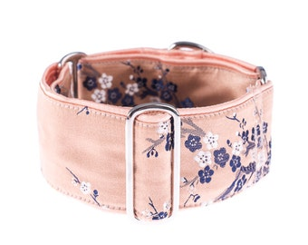 Martingale collar, 1,5 inch, dog martingale collar, greyhound collar, martingale collar,collars,dogs collars,martingales