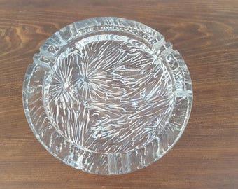 Blinko Glass Ashtray