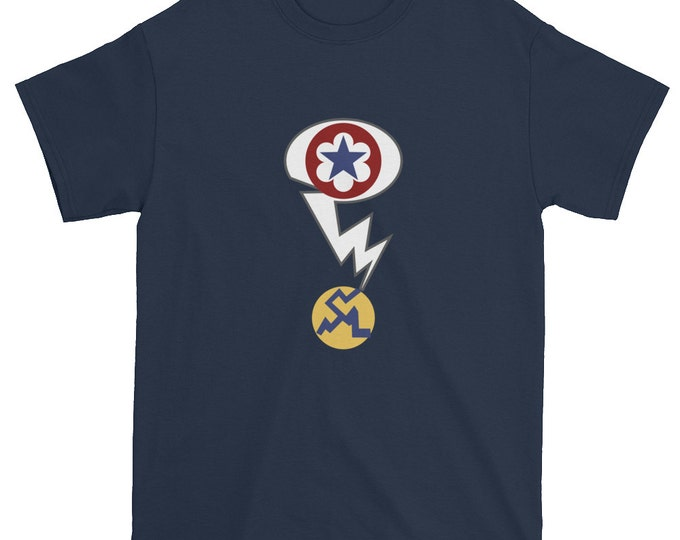 WWII Manhattan Project - Manhattan District Army Shoulder Patch - WWII History T-shirt