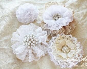 Lace Flower Bundle 2